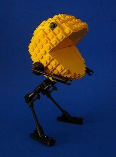 Pac-Man Walker   Flickr - Photo Sharing!