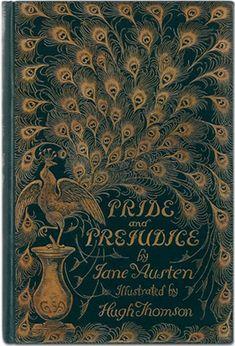Pride and Prejudice -Jane Austen.