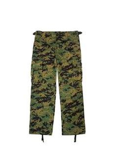 Kids Digital Camo BDU Pants - Woodland  5950e7e1116