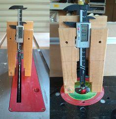 homemade Digital Height Gauge