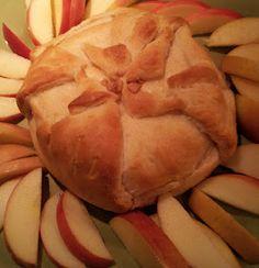 Suzette's Sweet Baked Brie recipe