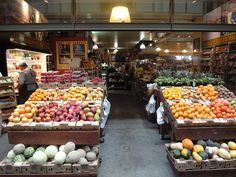 Farm Fresh to You grocery store inside the Ferry Building Marketplace in San Francisco by jimforest, via Flickr