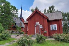 Kristiinankaupunki – yllättävän ihana löytö!   Matkasto Finland, Westerns, Road Trip, Cabin, House Styles, Home Decor, Decoration Home, Room Decor, Road Trips