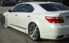 Custom Lexus LS 460 L