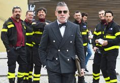Nick Wooster street style