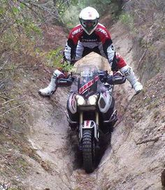 Too deep?? Trail Motorcycle, Enduro Motorcycle, Super Tenere, Dual Sport, A Beast, My Ride, Rally, Motorbikes, Touring