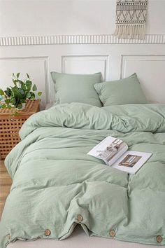 Organic Duvet Covers, 100 Cotton Duvet Covers, Green Duvet Covers, Duvet Cover Sets, Pillow Covers, Pillow Shams, Comforter Cover, Duvet Cover Queen, Bed Covers
