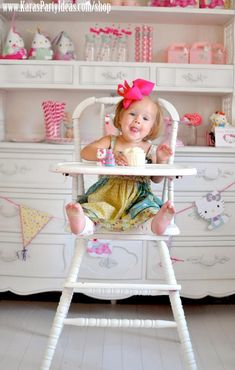 2nd birthday- girl - Kara's Party Ideas
