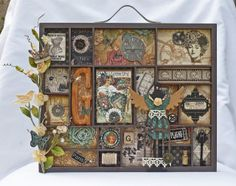 Scraps of Life: Hampton Art Stamps Goes to the Beach!
