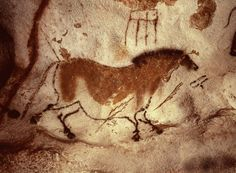 The Lascaux cave paintings in southwest France are among the most complex in the world.