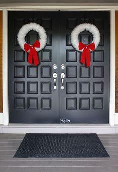 Love front door color