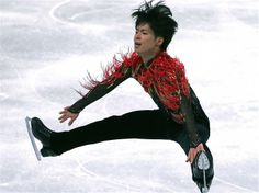 DAY 3:  Tatsuki Machida of Japan competes in the Men's Figure Skating Team Men's Free Skate