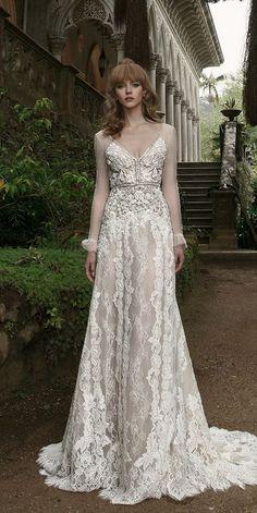 Netta BenShabu Fall 2017 Wedding Dress