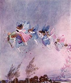 Polkadot Fairies: The Vintage Fairy