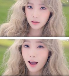 """Taeyeon's Bohemian Pink & Coral Peach Makeup from her New Single """"I"""" Music Video"""