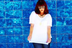 Today on the blog a Summer Steal Alert!  Where to find the ultimate summer tee at a steal of a price.