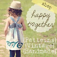 Happy Together... Lots of sewing ideas