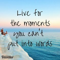 The Best Travel Quotes to Fuel your Wanderlust Live for the moments you can't put into words. Canadian Traveller magazine LOVES to travel Funny Travel Quotes, Solo Travel Quotes, Travel Humor, Funny Quotes, Travel Wuotes, Quotes About Travel, Travel Bags, Quote Travel, Coach Travel