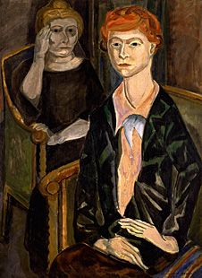 [thoroughly] MODERN KLATCH: Wednesday: Marianne Moore by Marguerite Thompson Zorach