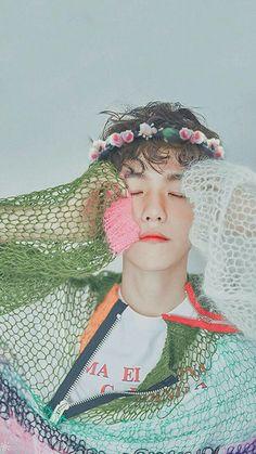 Baekhyun fanart Lucky One EXO – Fashion Kyungsoo, Chanyeol, Baekhyun Fanart, Exo Kai, Chanbaek, Kaisoo, Exo Ot12, Exo Lucky One, Baekhyun Wallpaper