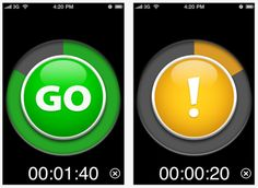 timers, love this one with the colors and transitions.