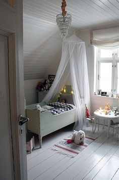 another princess room.