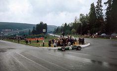 Jack Brabham, Brabham-Climax BT11, 1965 Belgian Grand Prix, Francorchamps