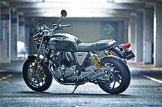 Honda CB1100 RS, Moto Be