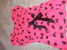 Girls 6-6x Silk top& Shorts..