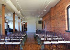 The Loft at Falls Park - Greenville, SC  Brenda M. Owen Wedding Officiant, Minister http://WeddingWoman.net
