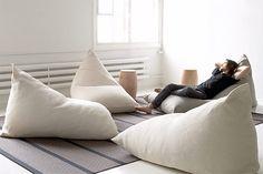 """""""My"""" lounge chair/bean bag;"""