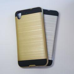 HuaWei Y6 - Slim Sleek Brush Metal Case - 6.75$