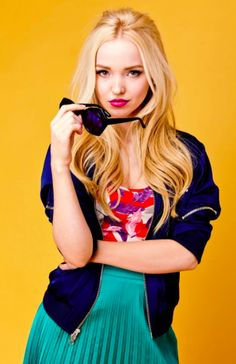 e94b81fac1eb4 Dove Cameron For Tigerbeat Magazine May 2016 - Celebzz .