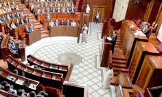 Morocco - Parliament of Morocco (Parlement du Maroc)