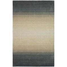 Safavieh Martha Stewart Pewter (Silver) Contemporary Rug   9u0027 X ...