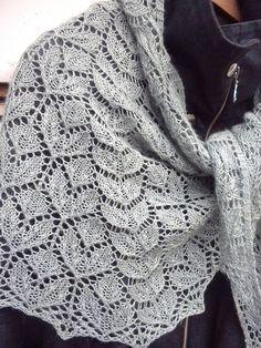 Ravelry: Ash Leaf pattern by Mia Rinde
