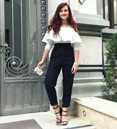 E fana mea Summer Outfits, Girl Outfits, Fashion Outfits, Summer Clothes, Womens Fashion, Style Fashion, New Fashion Trends, Love Her Style, Pants Outfit