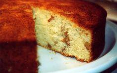 French Walnut Cake