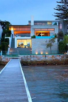 Harbour House in Sydney by SJB Architects | Awesome Architecture