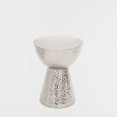 HAMMERED STOOL - | Zara Home United States of America