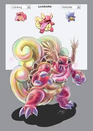 pokemon fusion art - Google Search