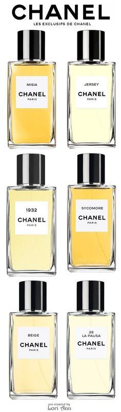 Les Exclusifs de CHANEL Fragrances