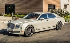 2015 Bentley Mulsanne ADV1