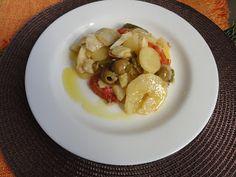 Bacalhau ao forno | Culinária sob medida