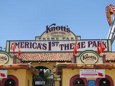 Knott's Berry Farm Theme Park | ... History of Knott's Berry Farm: From Roadside Pie Stand to Theme Park