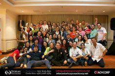 Cuarta Promoción de Graduados Taller Poder Total en Guatemala