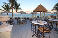 Heaton's Oceanfront Views | cocktail hour oceanside venue | Vero Beach and Spa