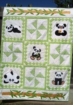 1000 Images About Panda Quilts On Pinterest Panda Quilt