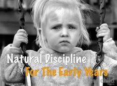 "Attachment parenting expert Kelly Bartlett gives you 4 take-action steps to take a ""working with"" approach rather than a ""doing to"" approach to natural discipline."