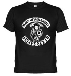 Camiseta Sons of monarchy